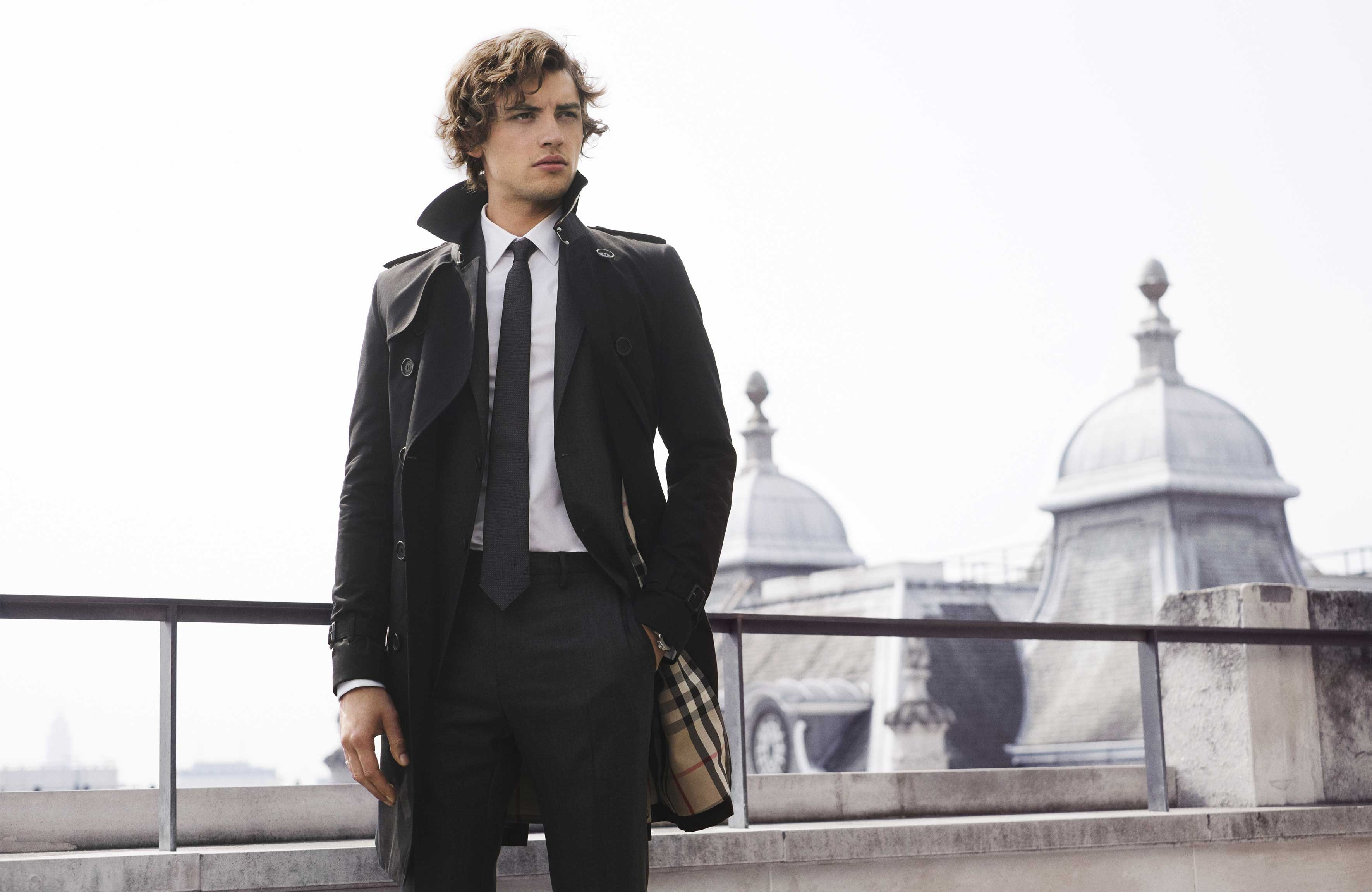 London, Burberry, English, Mr. Burberry 2