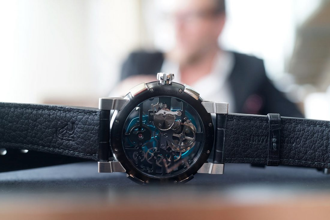 Romain Jerome, Baselworld 2016, Manuel Emch, CEO, Interview, Watches1