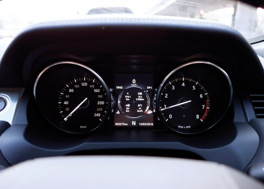 Range Rover Evoque, luxurious 1