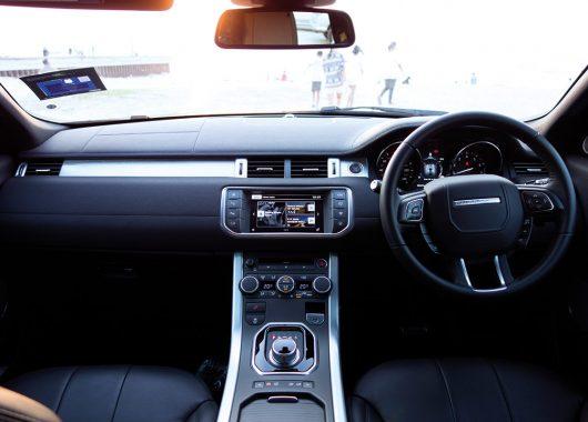 Range Rover Evoque, luxurious3