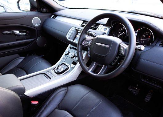 Range Rover Evoque, luxurious4