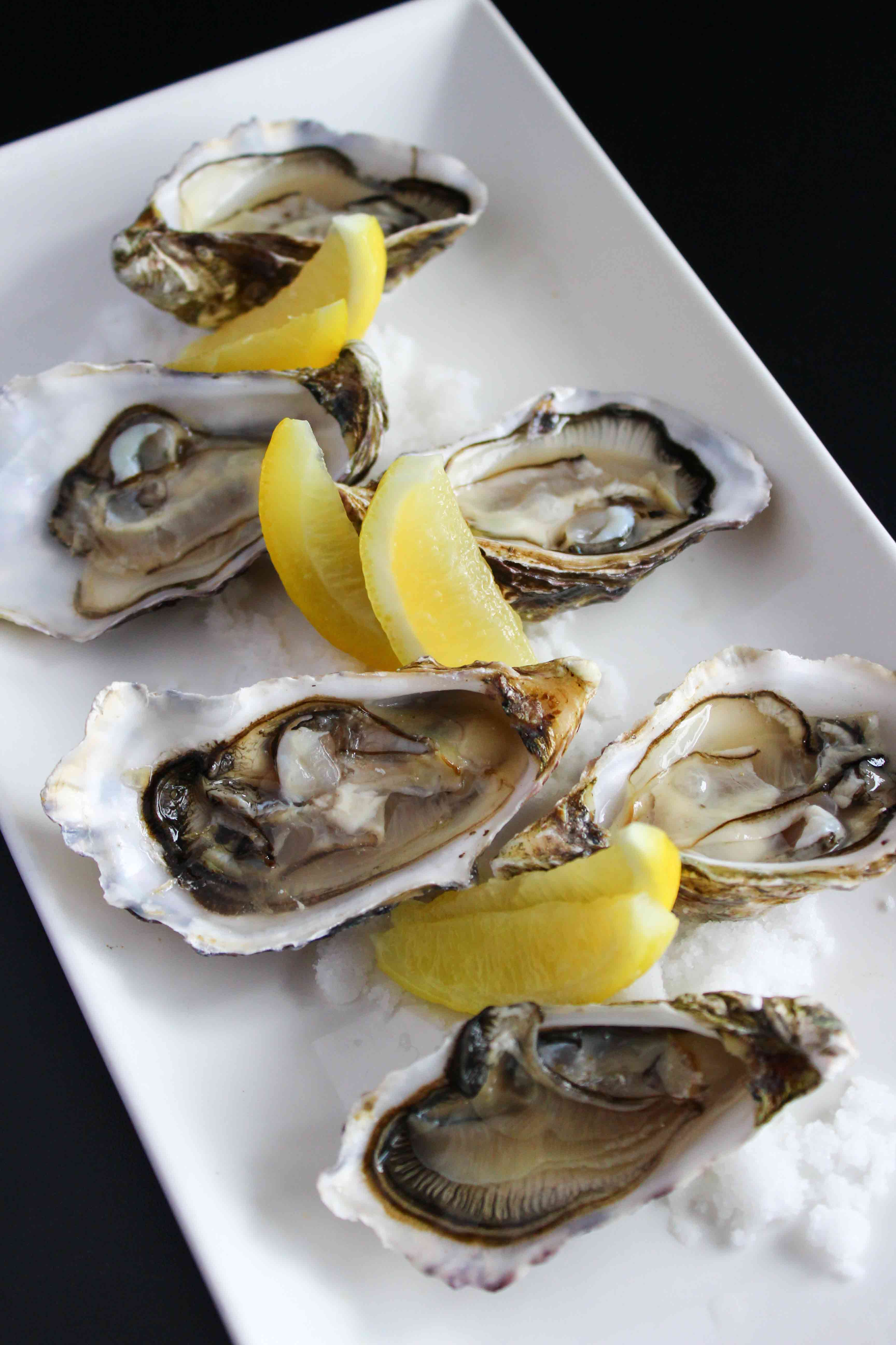 how to cook fresh shucked oysters