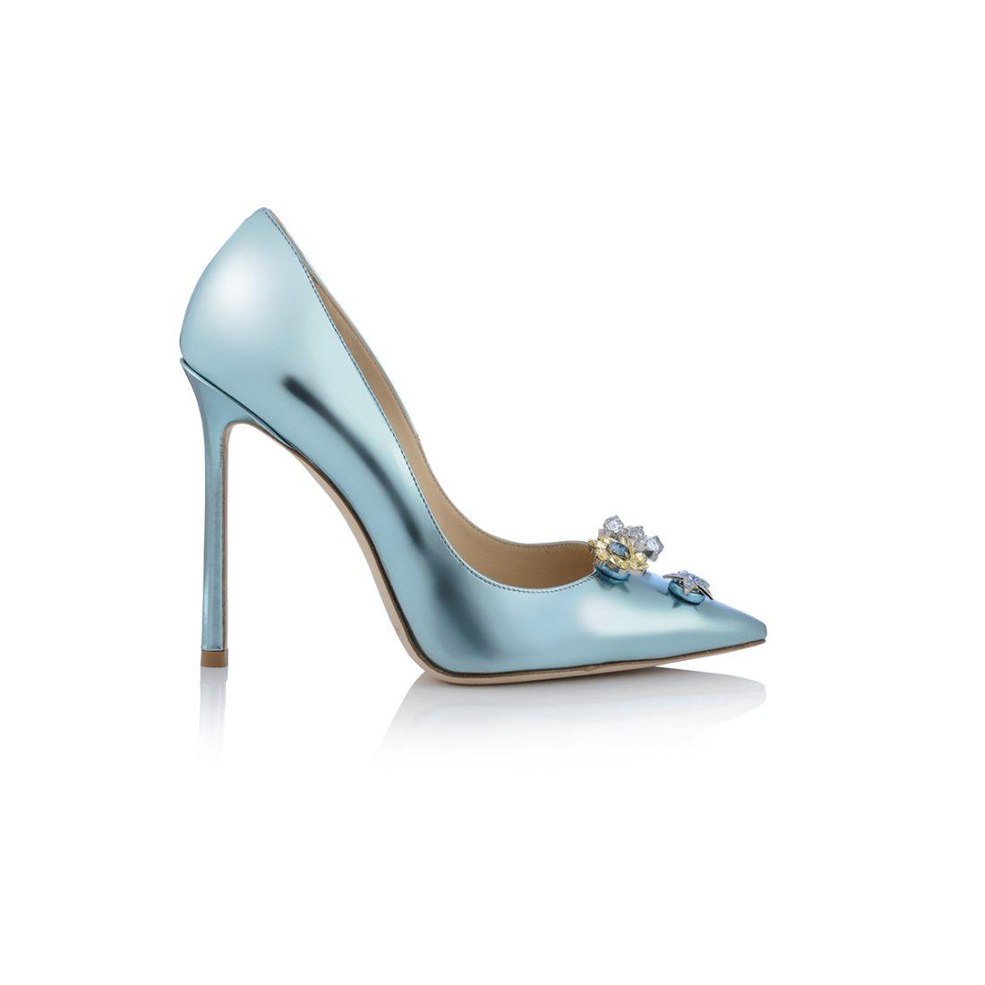 'Jasmine' Heel