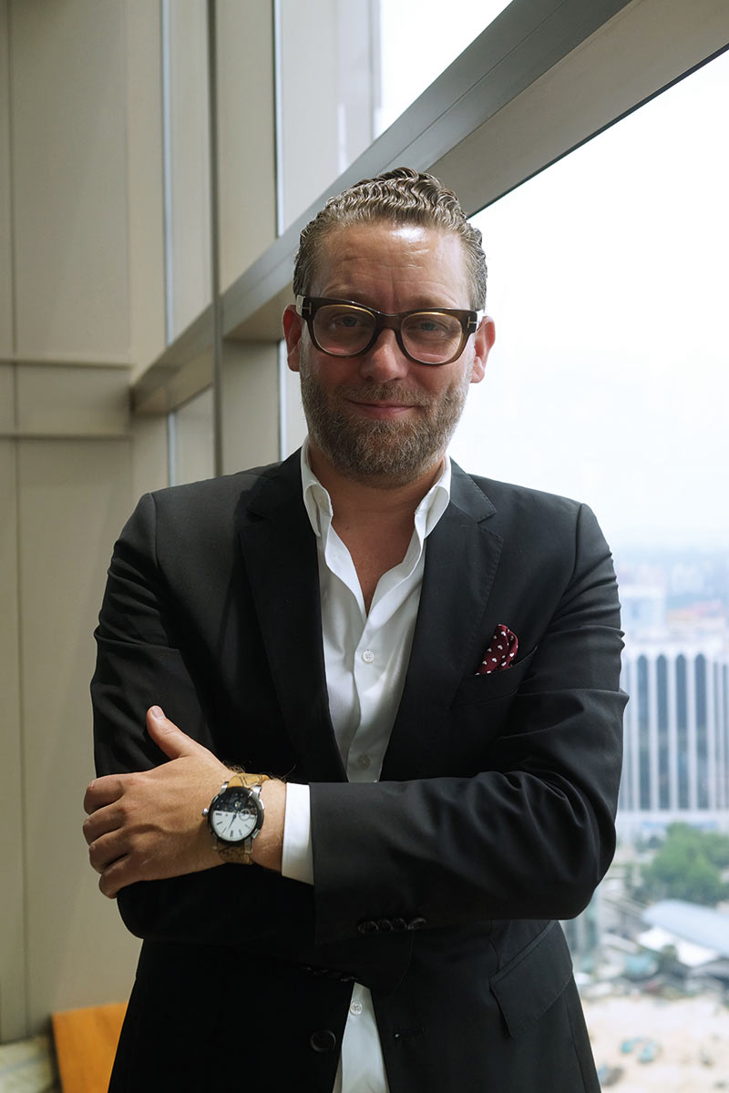 Romain Jerome, Baselworld 2016, Manuel Emch, CEO, Interview, Watches