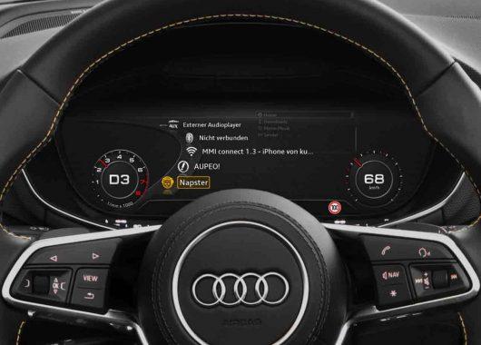 Audi, Audi TT Coupé