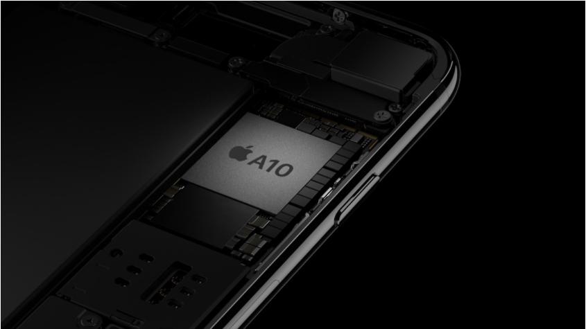 iPhone 7, Apple