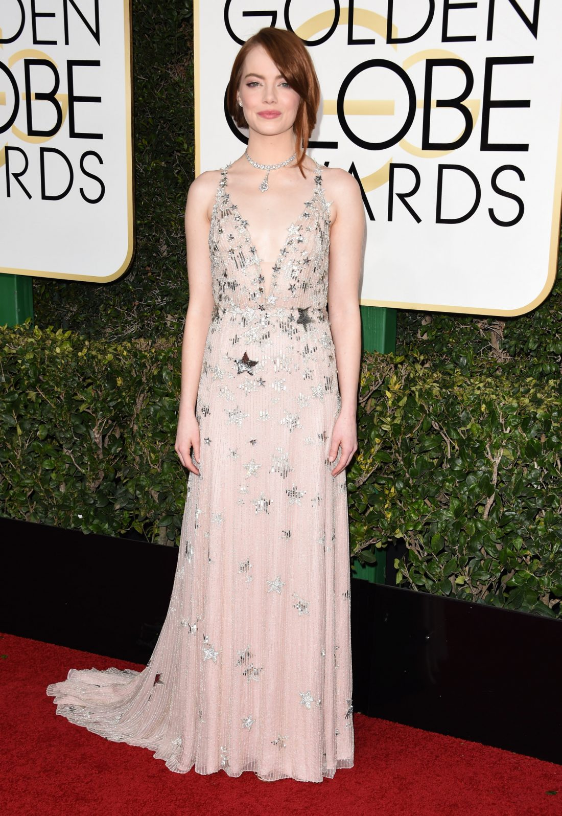 Emma Stone in Valentino Haute Couture