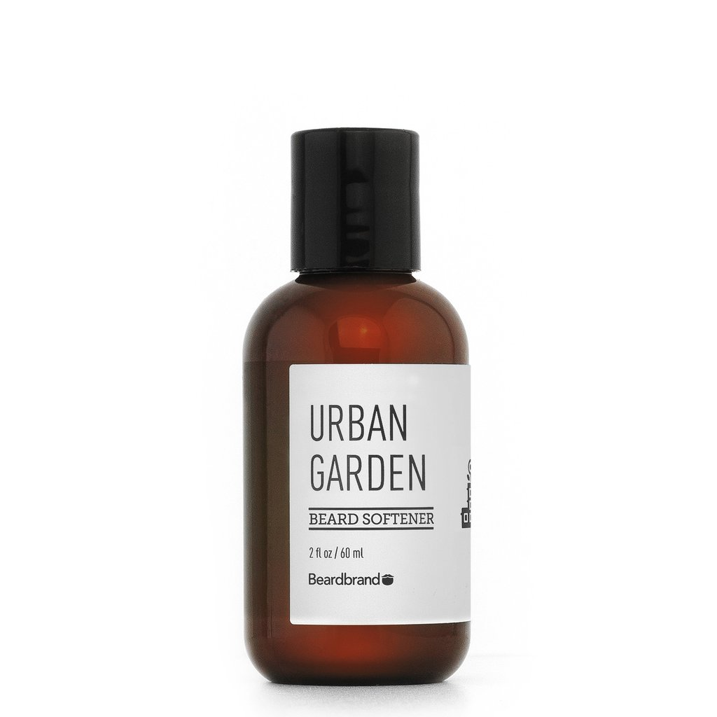 Urban garden beard softener