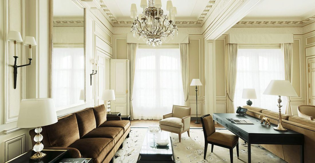 Coco Chanel suite, Hotel Ritz Paris