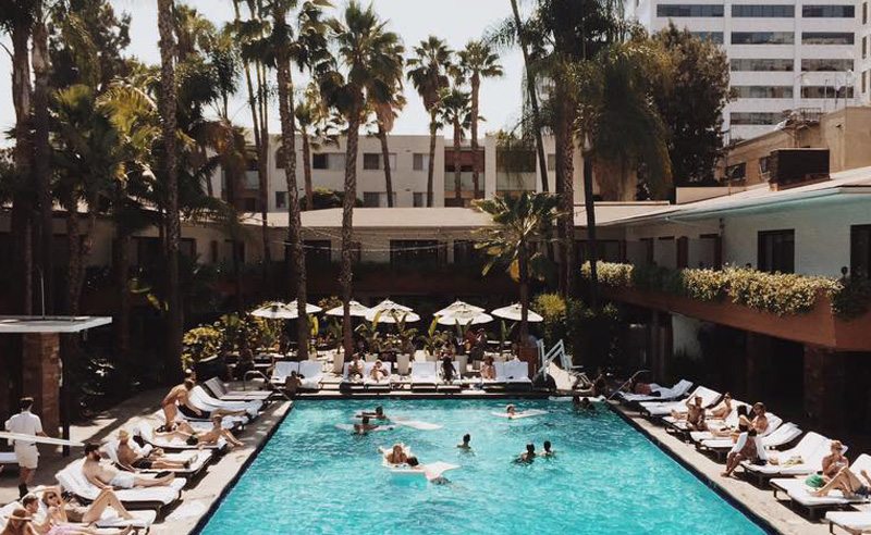 Stay: The Hollywood Roosevelt