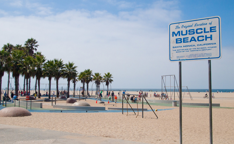 Do: Muscle Beach