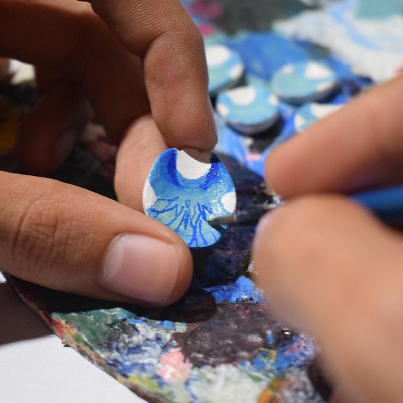 Step 3: Paint