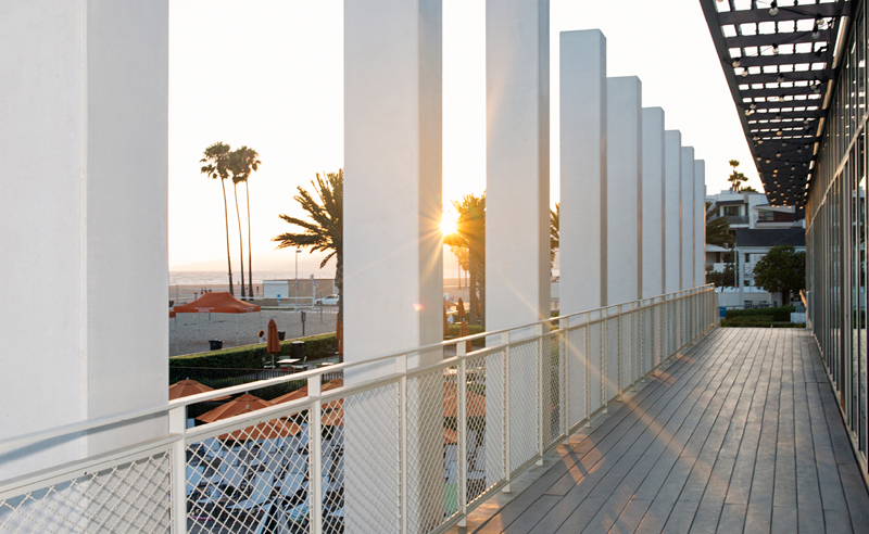 Do: Annenberg Community Beach House