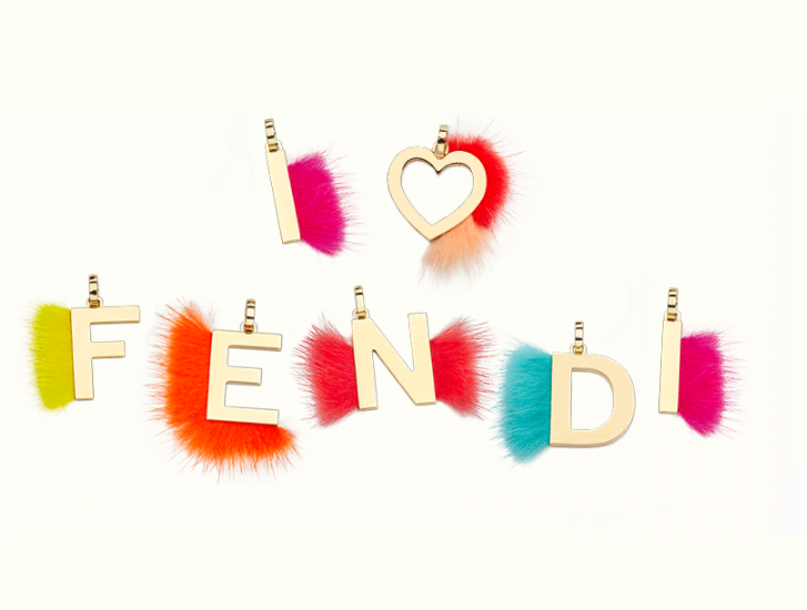 Click on your style with Fendi s new ABClick charms  d37cb7f1c9416