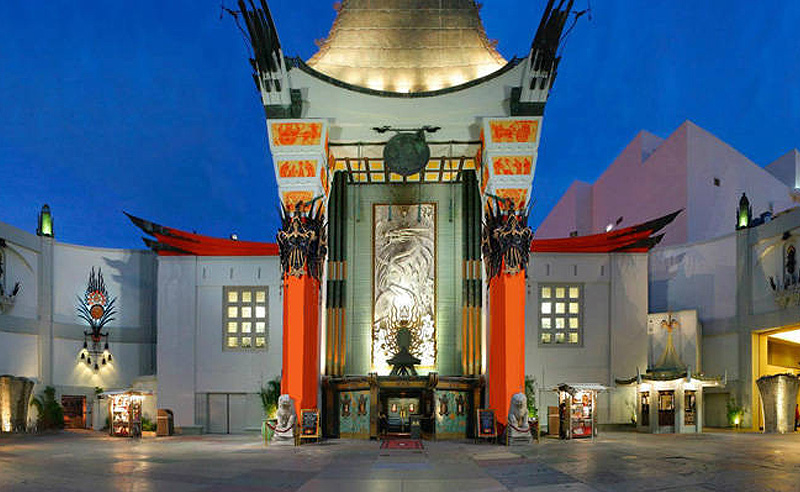 Do: Grauman's Chinese Theatre