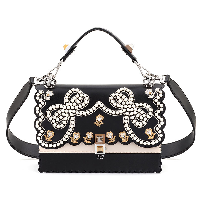 eb832316bfa7 Fendi s Ribbons   Pearls capsule collection is made for the rocker chic