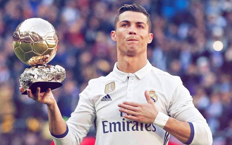 #1. Cristiano Ronaldo, $93 million
