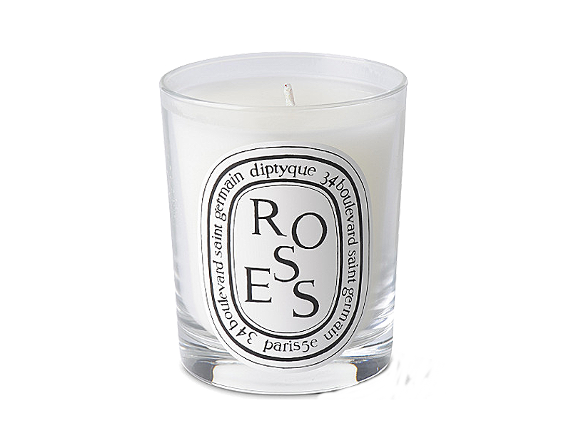 Diptyque Roses Home Candle
