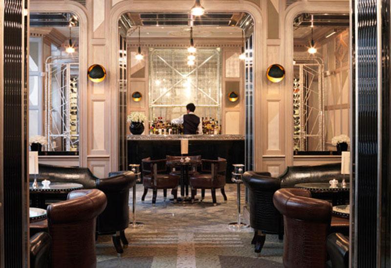 #4. Connaught Bar, London