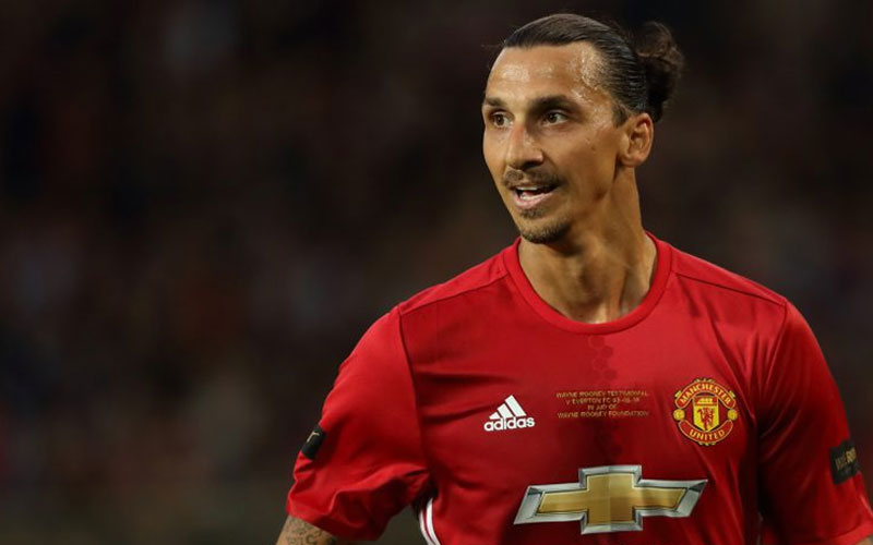 #5. Zlatan Ibrahimovic, $32million