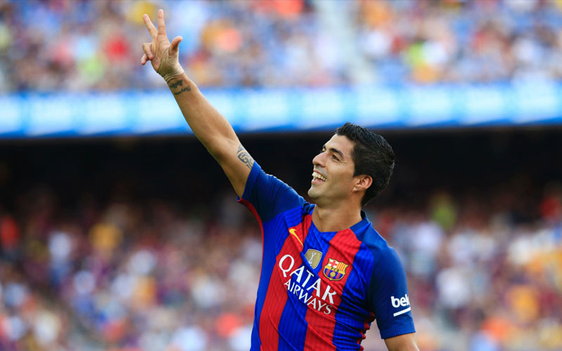#7. Luis Suarez, $23.3 million