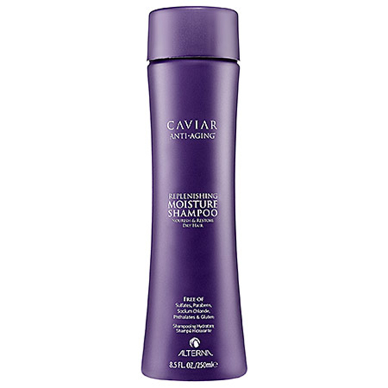 To add moisture to dry, frizzy and brittle hair