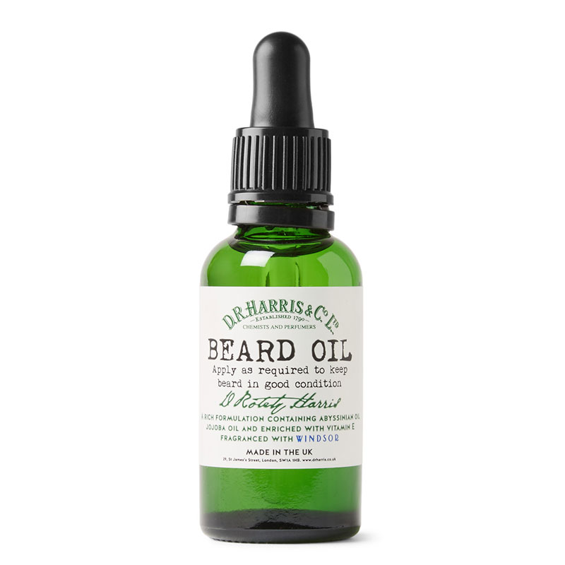 Dr Harris Beard Oil