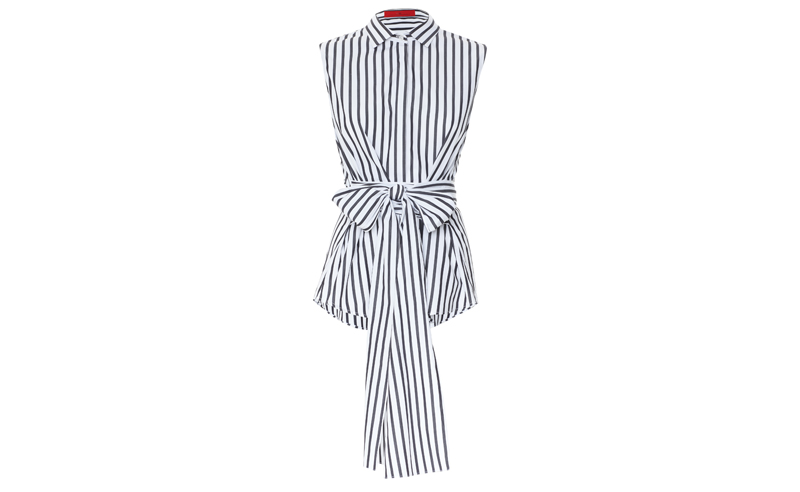 Striped top, CH Carolina Herrera