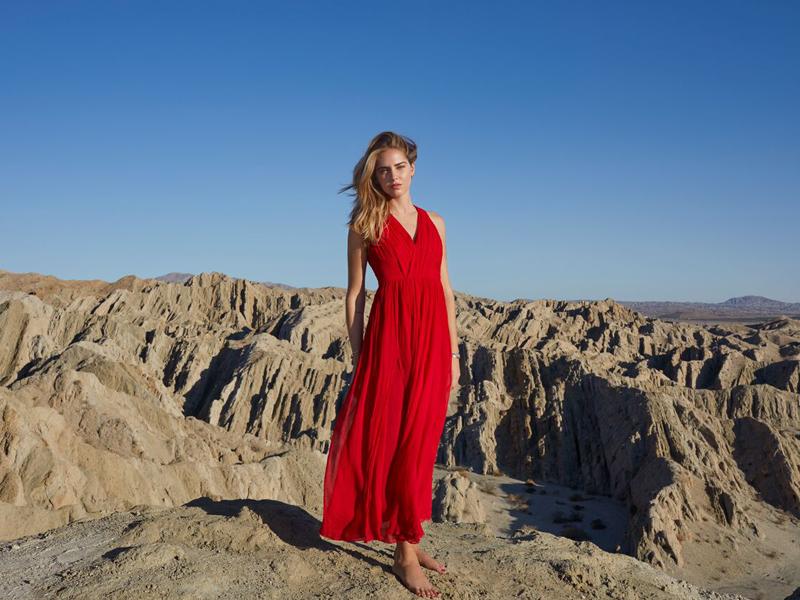 Chiara Ferragni, Anza Borrego Desert
