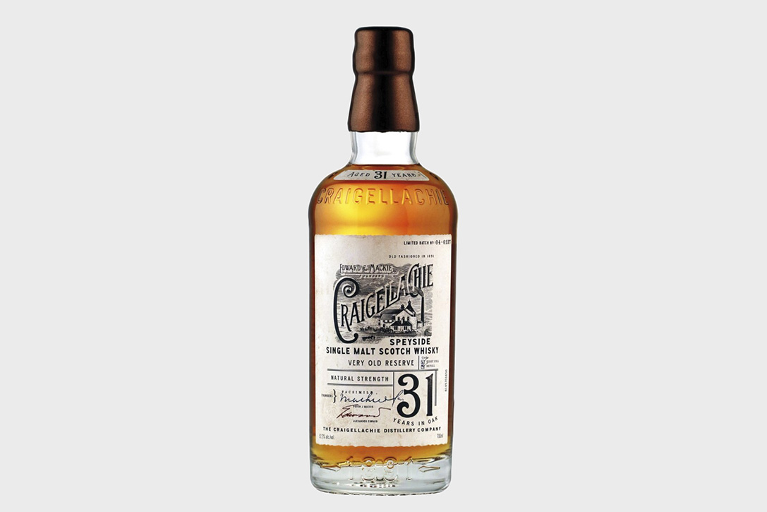 World's Best Single Malt: Craigellachie 31 Year