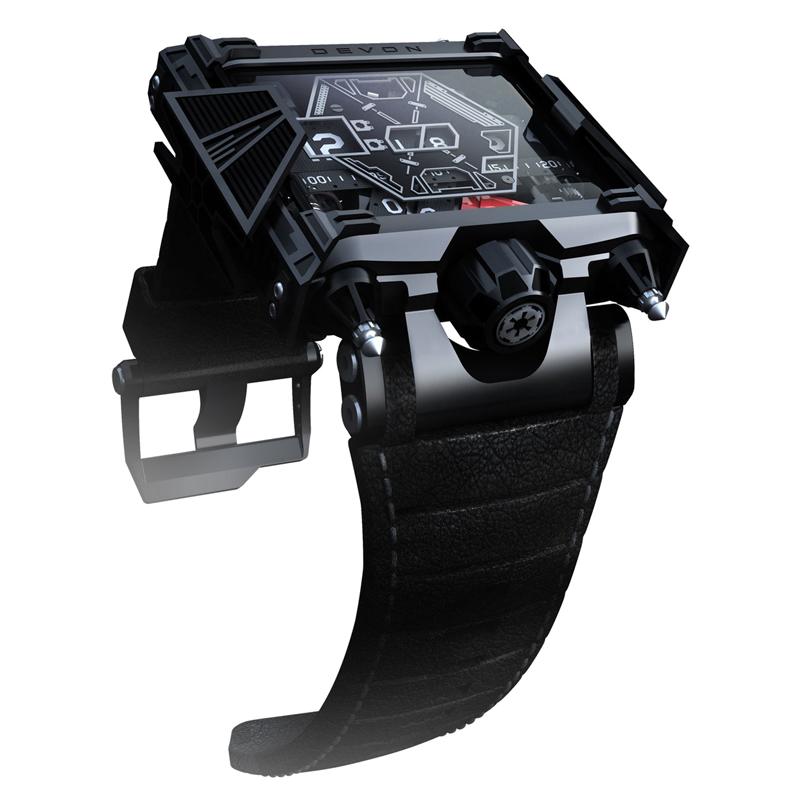 Devon Tread Star Wars Watch
