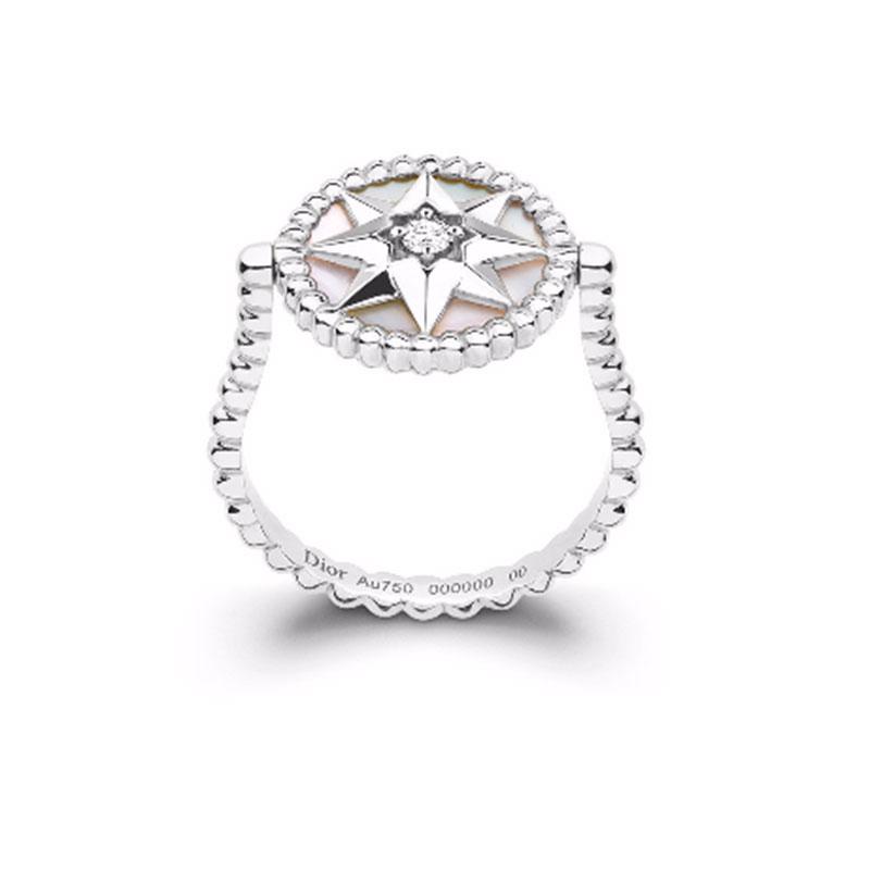 Dior Rose Des Vents ring