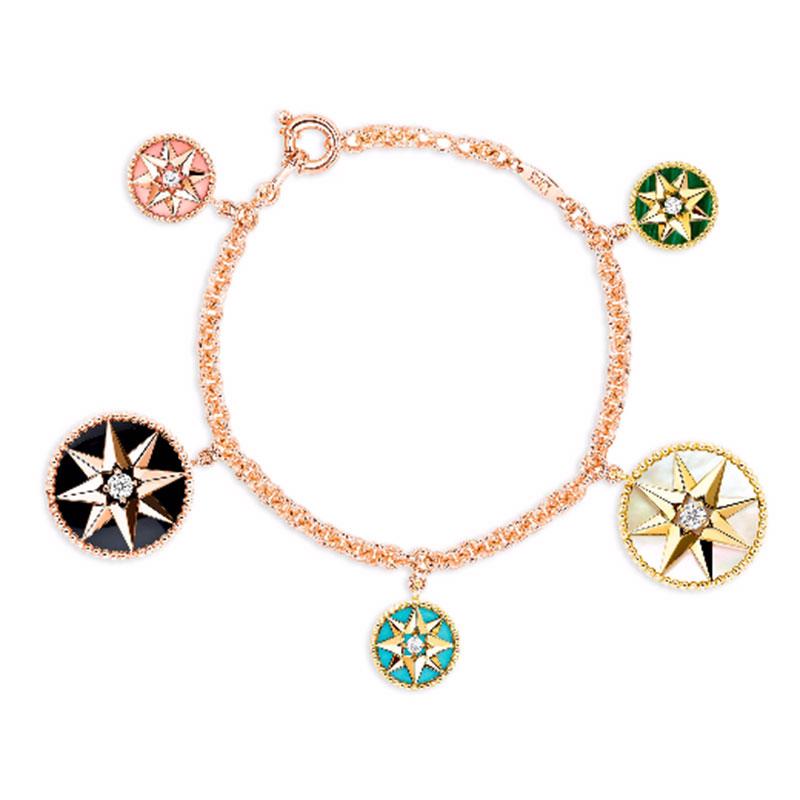 Dior Rose Des Vents bracelet