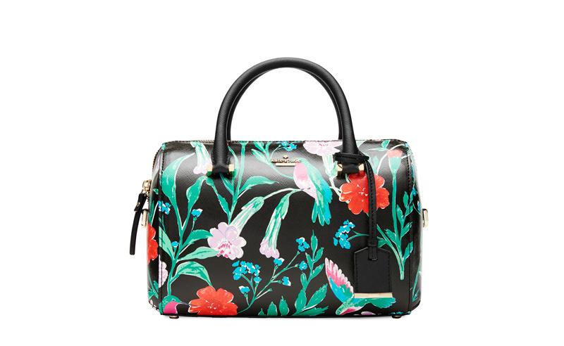 Flower Hummingbird Bag