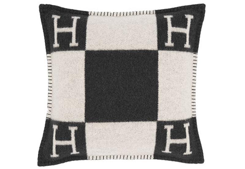 Monochrome Avalon pillow