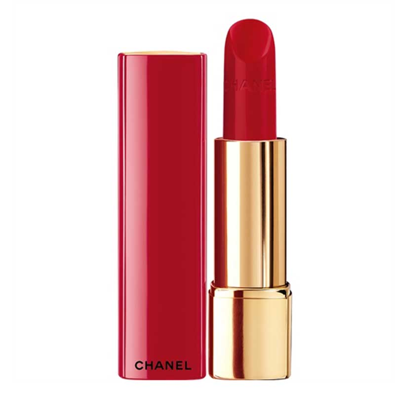Chanel Collection Libre 2017 Numéros Rouge Allure Lipstick N° 1
