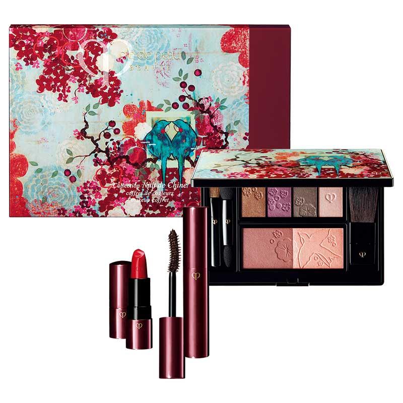 Clé de Peau Collection Nuit de Chine Makeup Coffret
