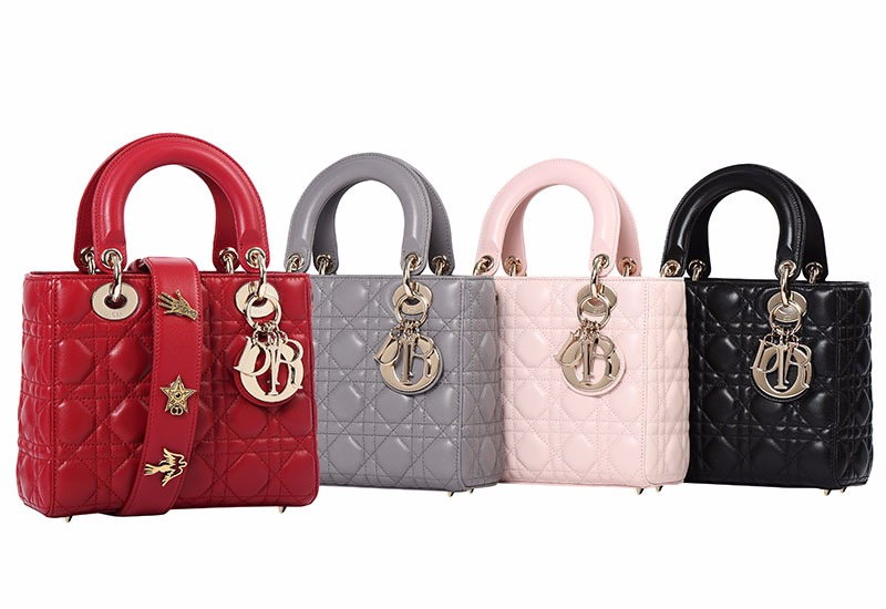 Finally Dior S Very First Customisable Bag My Lady From The Maison Cruise 2017 Collection Has Arrived On Malaysian Ss Launched In 1994
