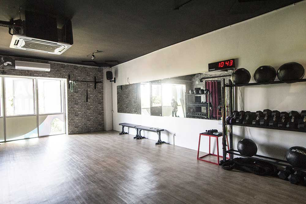 DailyMuscle LightHouse space at GLOMAC Damansara