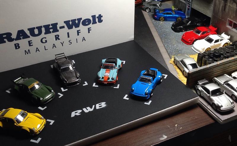Handcrafted: Rikmunwerks diecast cars by Rikmun Lim   FirstClasse