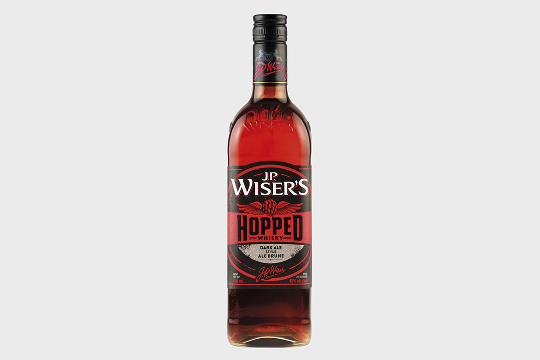 World's Best Flavoured: J.P Wiser's Hopped Whisky