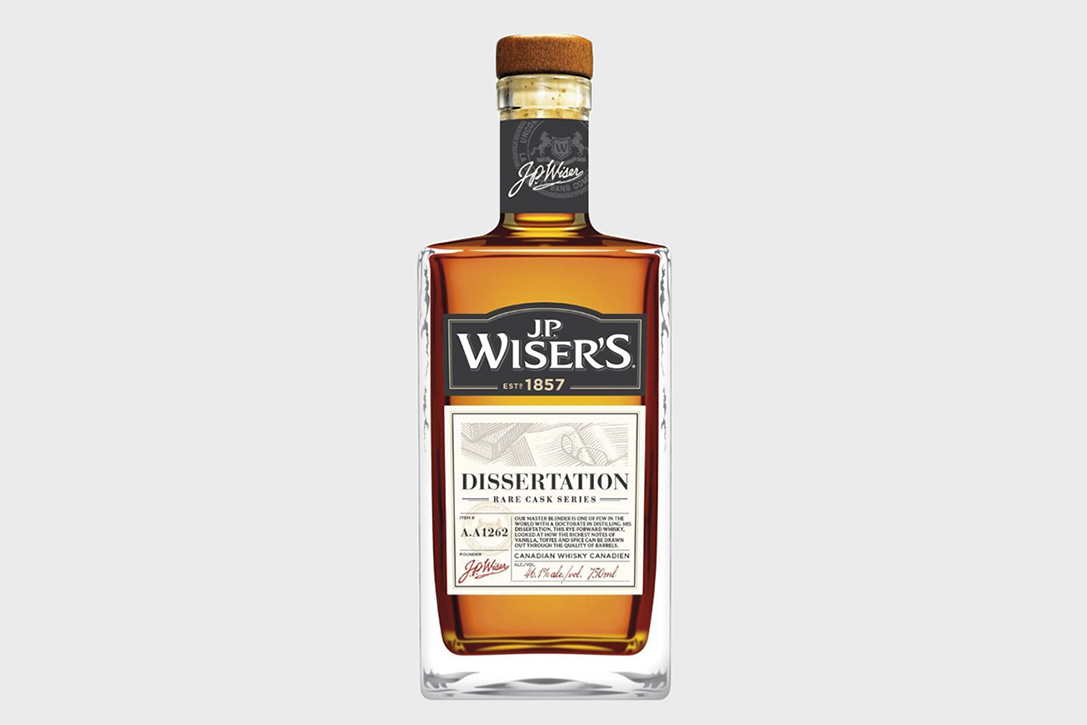 World's Best Blended Limited Release: J.P. Wiser's Dissertation