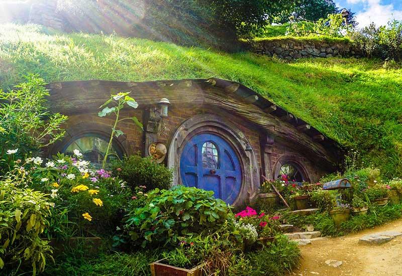 Lord of the Rings/The Hobbit – Hobbiton: Matamata, New Zealand