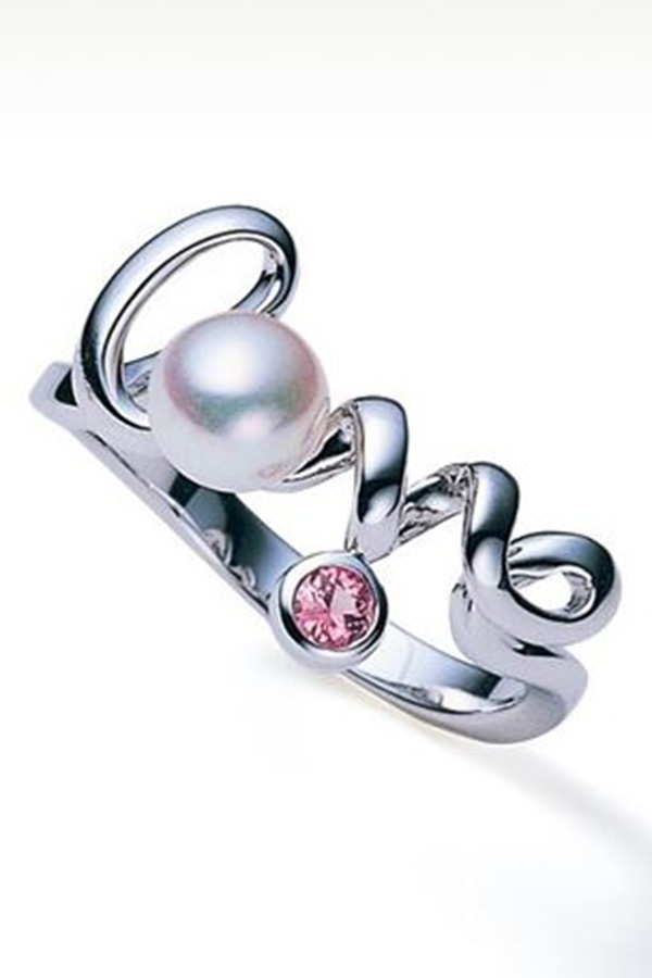 Mikimoto-love-ring