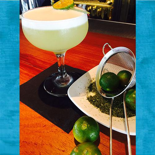 Monday - Ocha Chamomile Martini