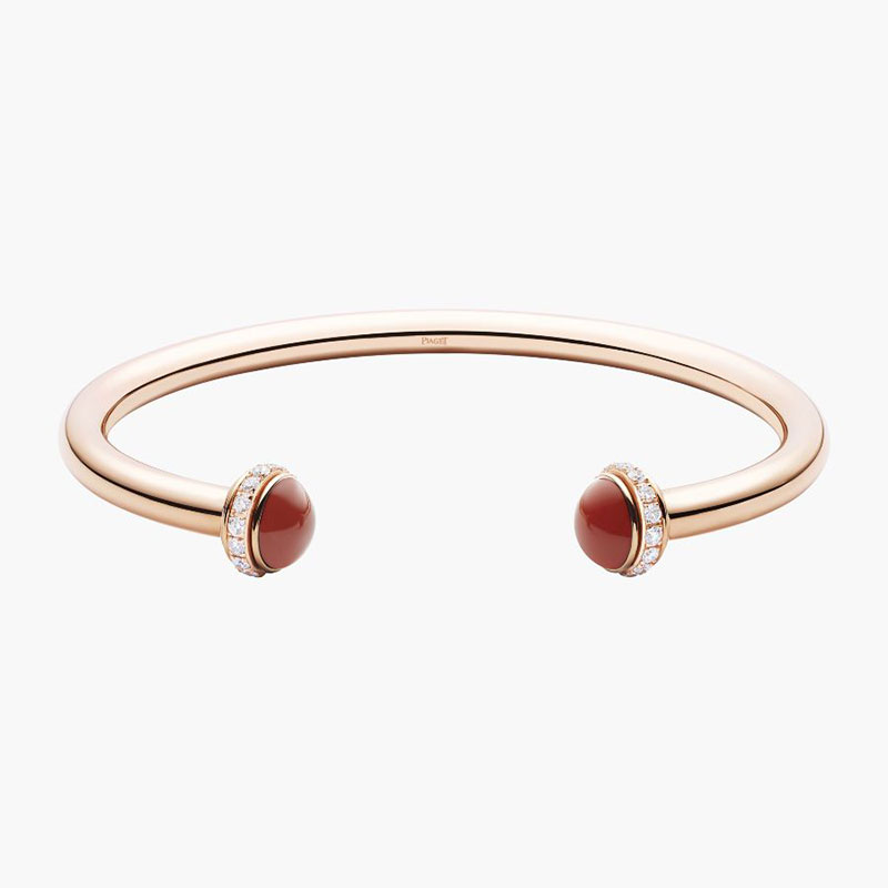 Piaget Possession open bangle bracelet