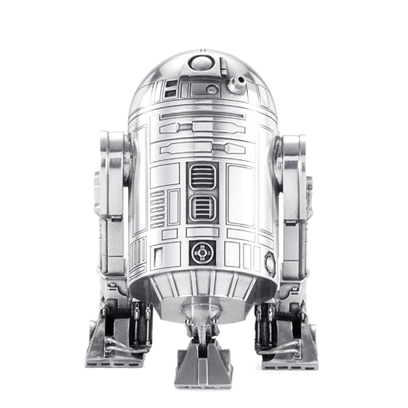 Royal Selangor R2-D2 cannister