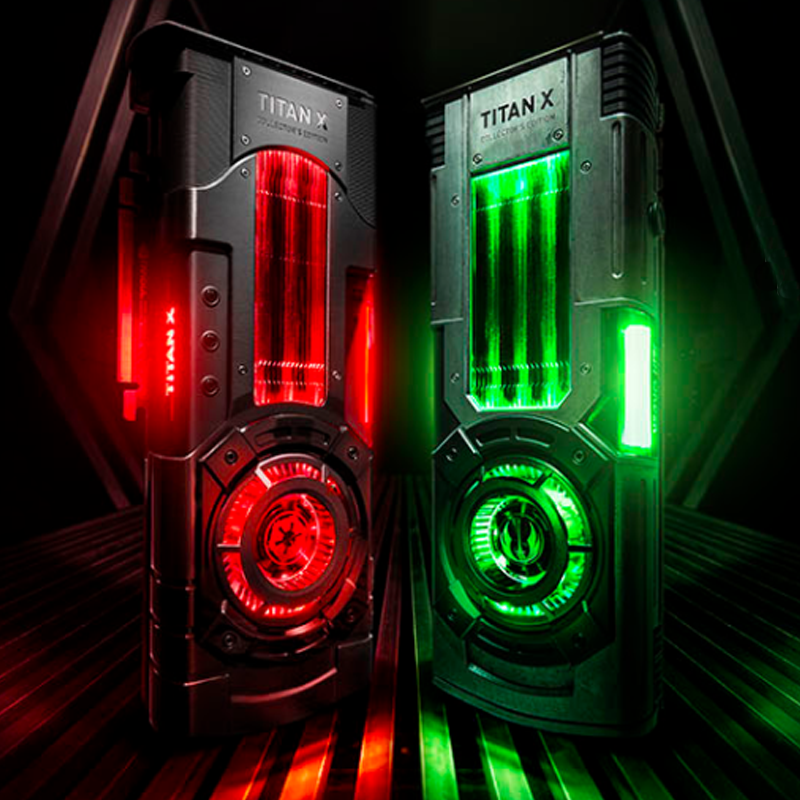 Nvidia Titan XP Star Wars Collector's Edition graphic card