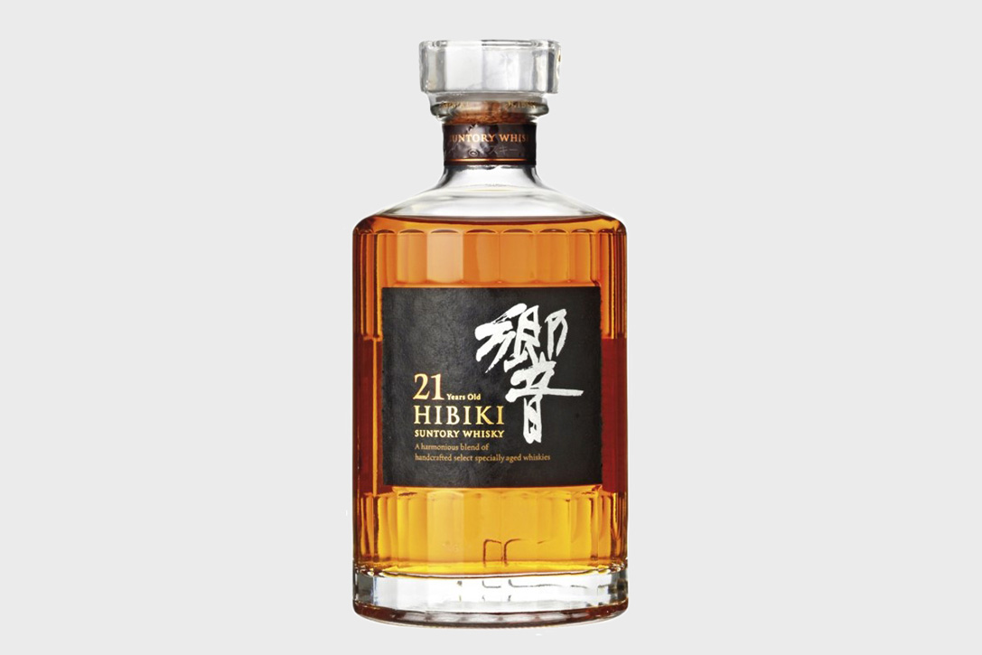 World's Best Blended: Suntory Hibiki 21 Year