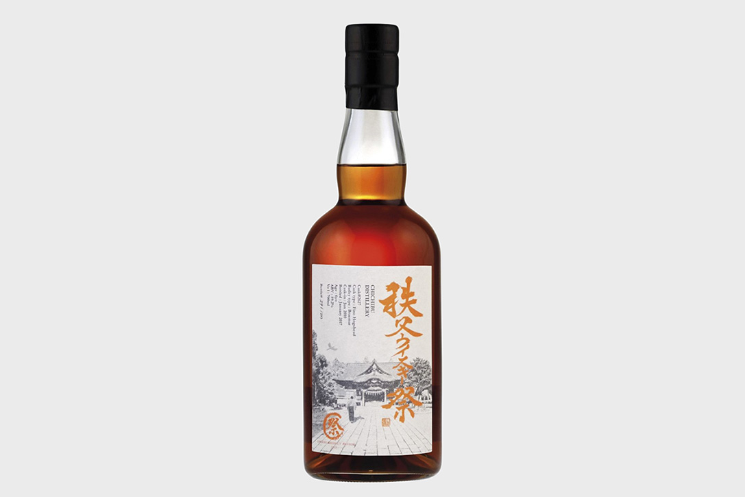 World's Best Single Cask Single Malt: Venture Chichibu Whisky Matsuri 2017